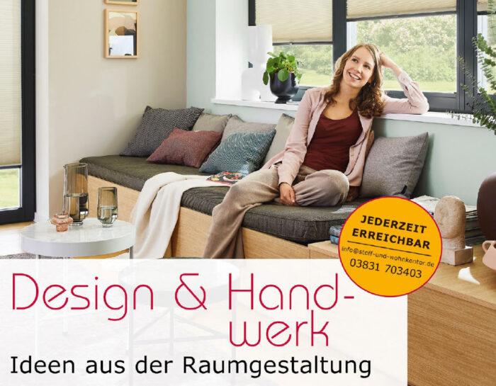 Design & Handwerk – Ideen aus der Raumgestaltung